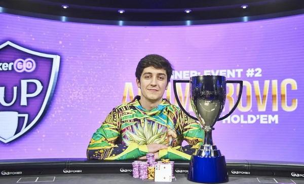 蜗牛扑克:Ali Imsirovic赢得了2021年的第七个豪客赛冠军头衔