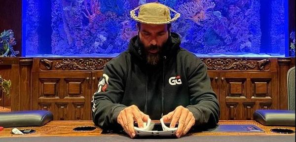 蜗牛扑克:土豪丹:我赢不了Polk,但我比他厉害!