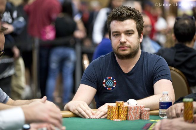 蜗牛扑克:Chris Moorman喜获职业生涯第二条金手链