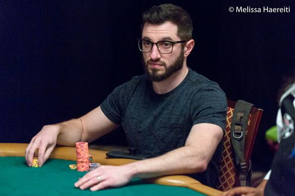 蜗牛扑克:Brandon Adams居然提前认输