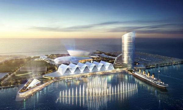 蜗牛扑克:美高梅发布91亿美元的日本娱乐场项目计划?