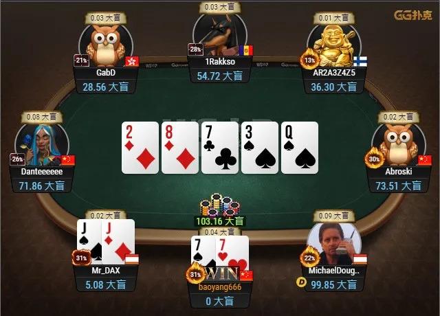 【蜗牛扑克】WSOP国人猎杀专场 13颗人头入袋!决赛桌精彩片段回顾!