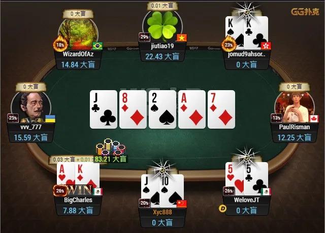 【蜗牛扑克】国人人头猎不停!WSOP#9 超深筹赏金快速赛 让知名主播告诉你何谓「大杀四方」