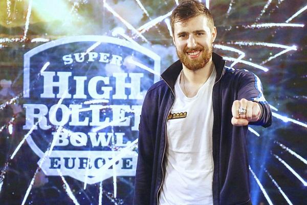 蜗牛扑克:Wiktor Malinowski赢得超级碗豪客赛欧洲站主赛冠军