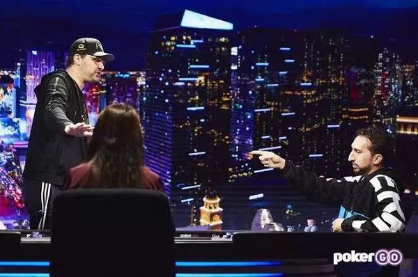 蜗牛扑克:《深夜扑克》最新一集里Hellmuth因上头输掉了比赛