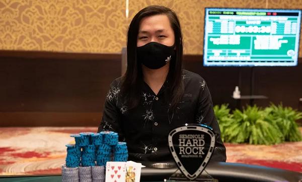 蜗牛扑克:20岁的美籍华人在豪客赛展露头角!