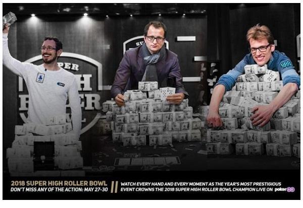 蜗牛扑克:超级豪客碗本周重回拉斯维加斯!