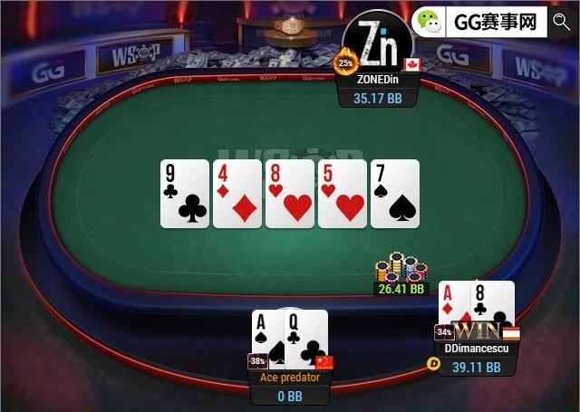 【蜗牛扑克】国人选手名列前茅 拿到坚果牌就是要硬起来 WSOP生肖狂欢赛开打 超高额奖励等你来战!